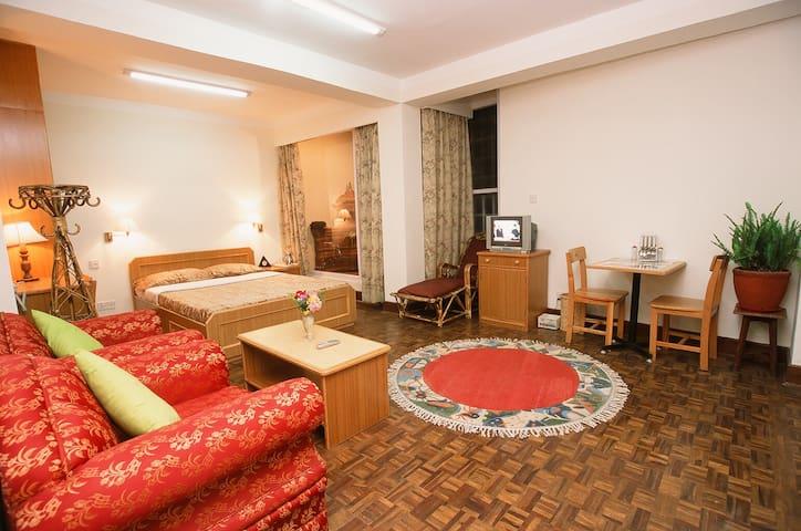 Premium Studio at Himalaya Apartment Hotel