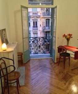 2nd Quiet room in the heart of Nice