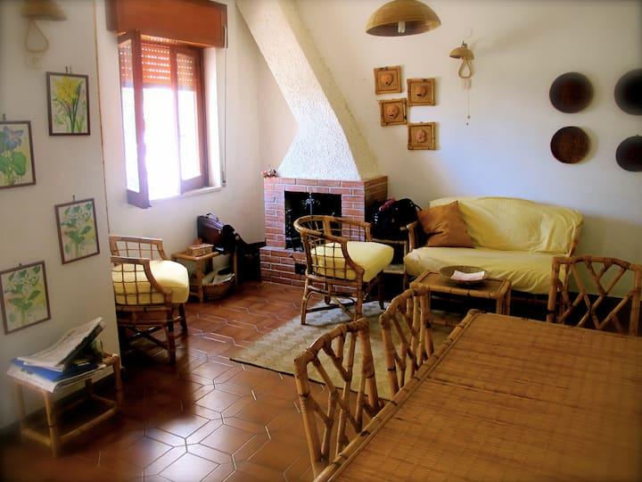 Le Terrazze 14| Seaview villa in Acquappesa