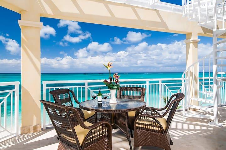Windsong Resort - Two Bedroom Penthouse Oceanfront