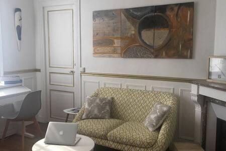 Appartement aux vallées à 10 min de Paris