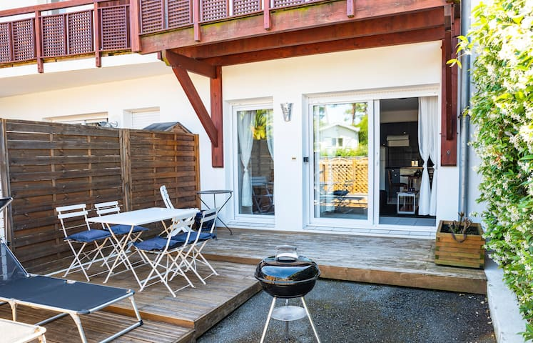 Bel appartement au Cap-Ferret