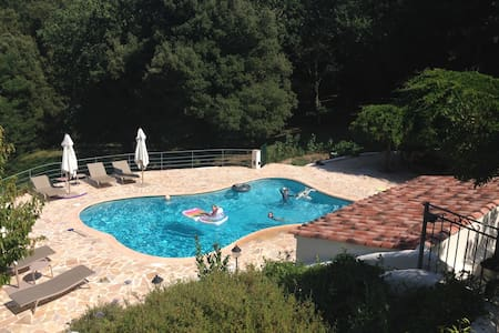 Villa in French countryside near St Tropez - La Garde-Freinet - Villa