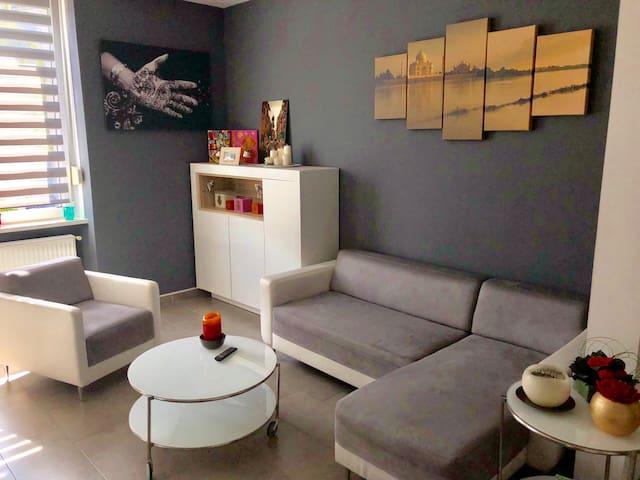 Douillet et Lumineux appartement très bien situé