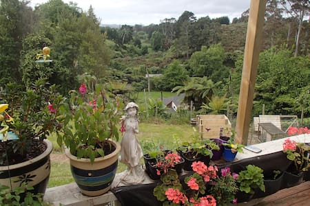 Peace and comfort in center of greater Tauranga - Oropi - 独立屋