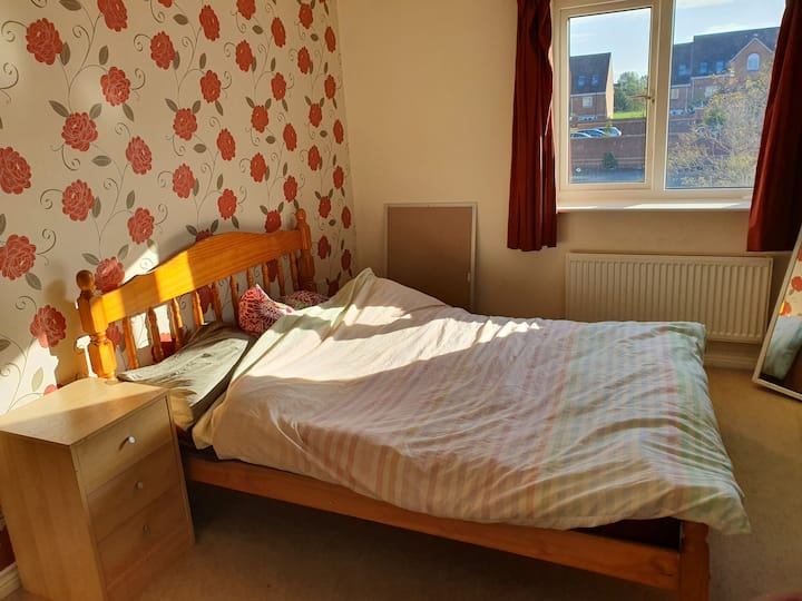 Large size double room available