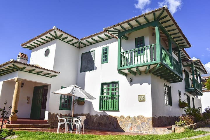 Casa Compostela Habitación 3 (Villa de Leyva, Boy)