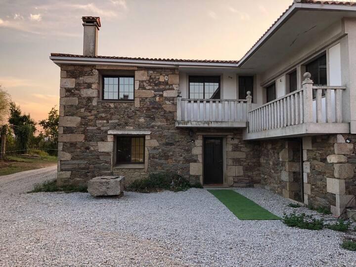 Casa cercana A Coruña a 40 minutos de Santiago
