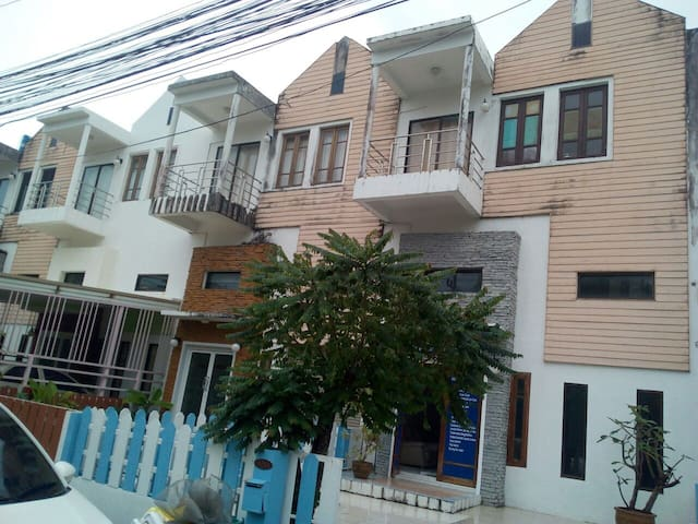 Thuw house for rent chelong - Chalong - Casa