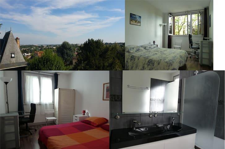 Appartement 3 pièces - proche Paris - Châtenay-Malabry - Apartment