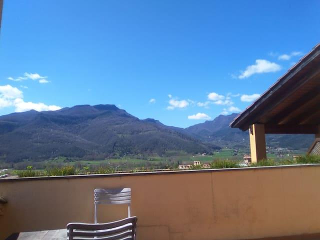 Casa con encanto y preciosas vistas - Sant Esteve d'en Bas - Dům