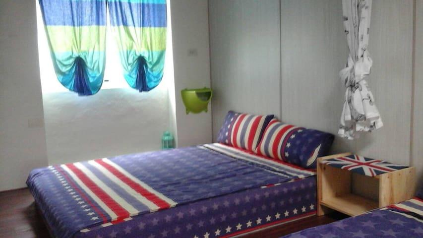哈利的家-朋友的老家在澎湖 - Magong City - Apartment