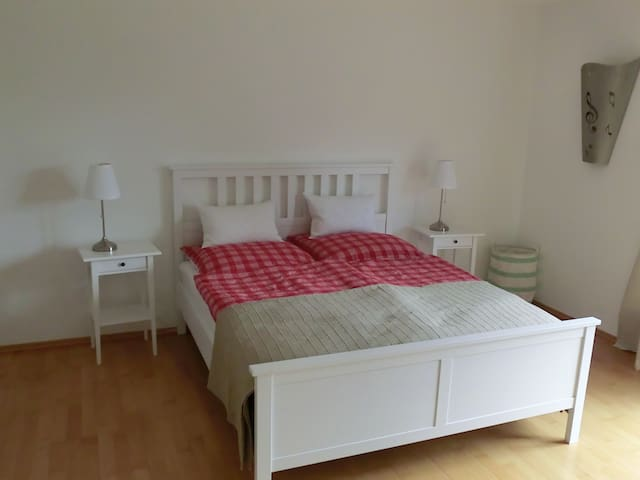 Appartment Mozart Bayreuth - Bayreuth - Apartament
