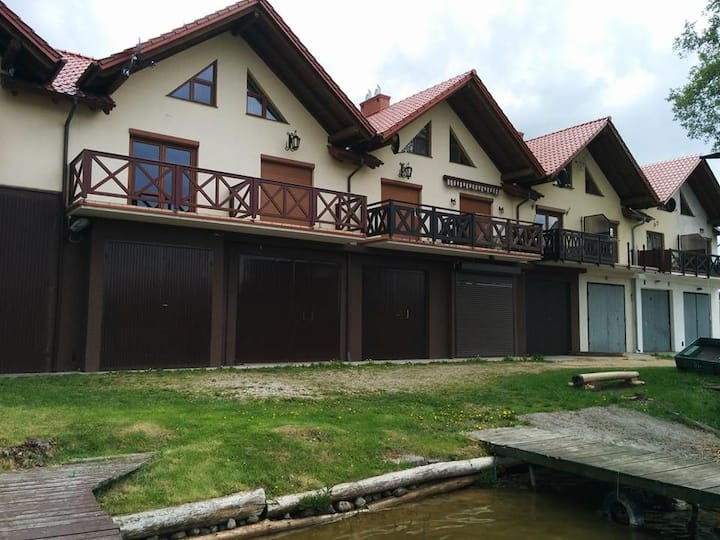 Guest House by the lake Jeziorak