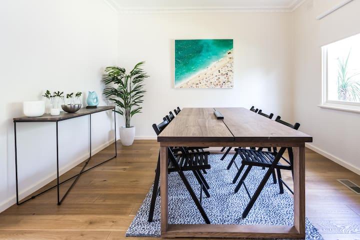 Family Friendly Bayside Residence - Hampton - Villa