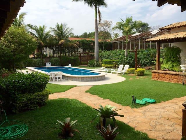 Casa de Campo, Salto SP - Salto - 獨棟