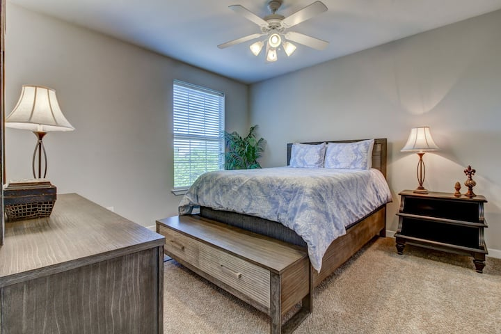 Live + Work + Stay + Easy | 1BR in New Orleans