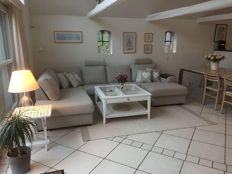 Sofagruppe/sitting