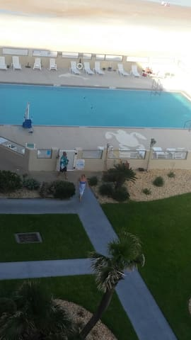 Wanna go for a swim in the pool?