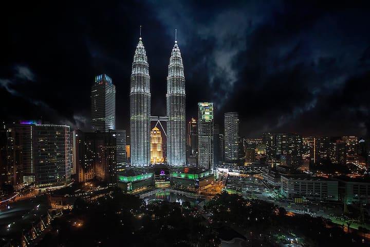 Kangaroo's guidebook in Kuala Lumpur