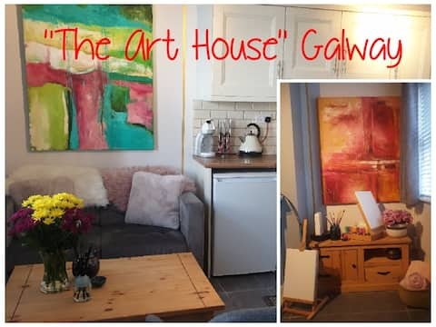 """""""The Art House 1"""" Galway, Woodquay"""