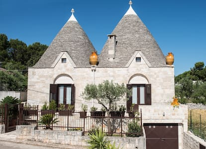 Grandi Trulli Bed & Breakfast - Alberobello - Bed & Breakfast