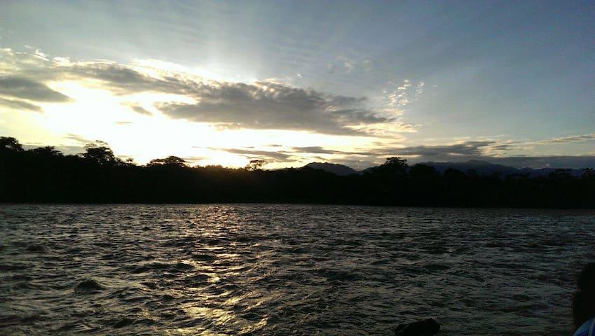 Cabañas Rio Anzu