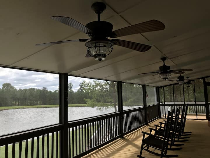 Peaceful Cabin Getaway - Saluda County