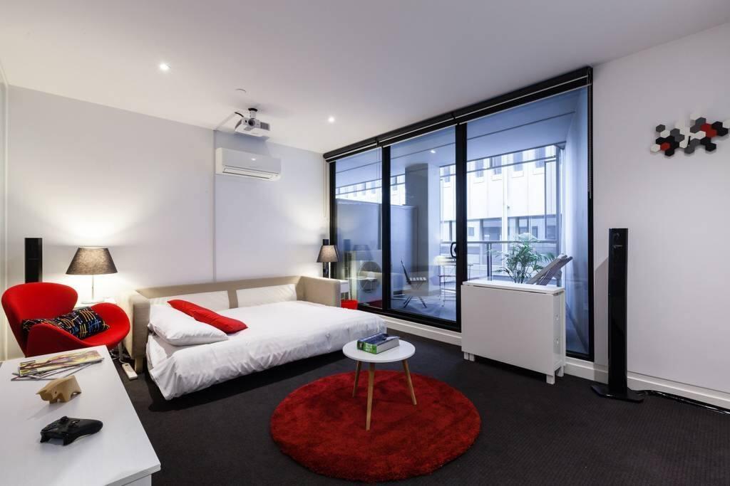 Config 3, extra Bedroom