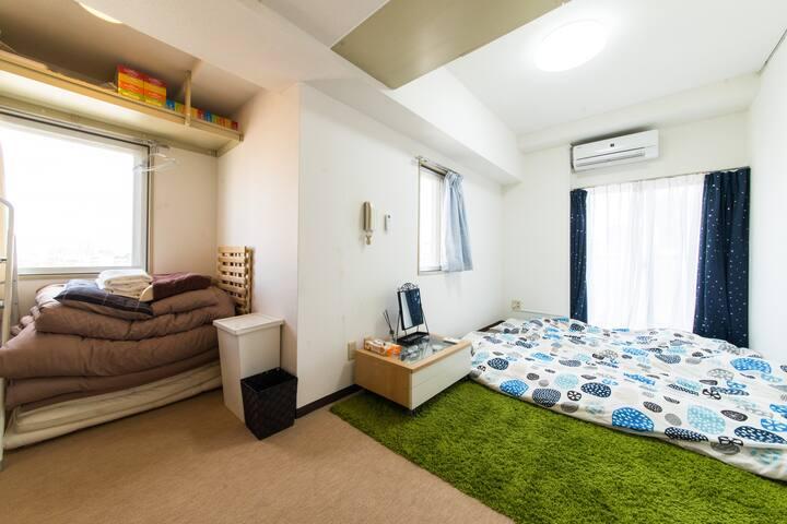 No.1 Best city to live Myogadani! Tokyo Sta.15mins - Bunkyō-ku - Appartement