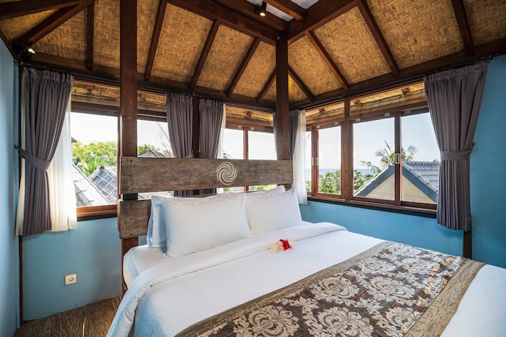 Sea View Room located in Amed