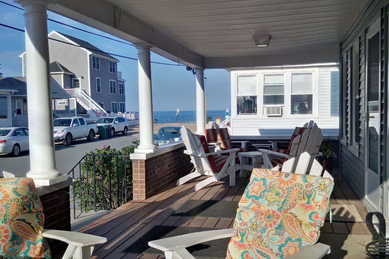 Sunside Beach House on Ocean Cul-de-Sac - Townhouses for Rent in ...