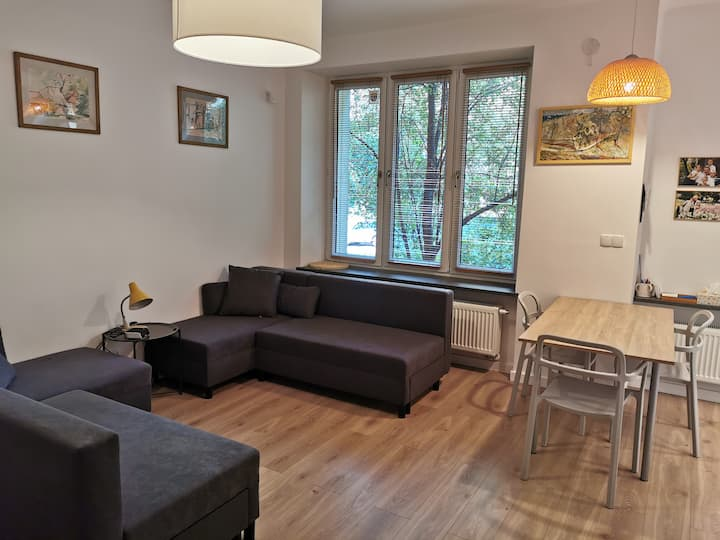Cute studio apartment close to the Old Town!