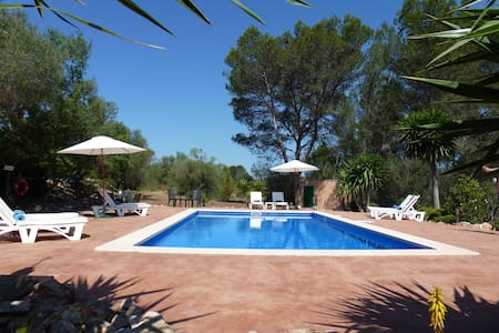 Home in Country with Private Pool - Algaida