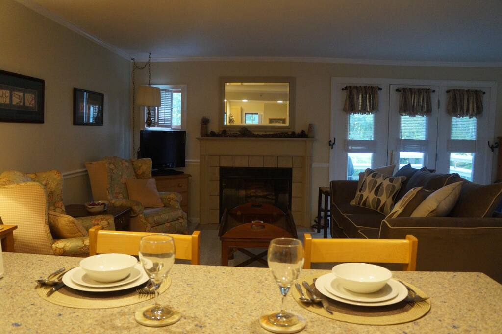 Norwich Inn And Spa Villas For Rent