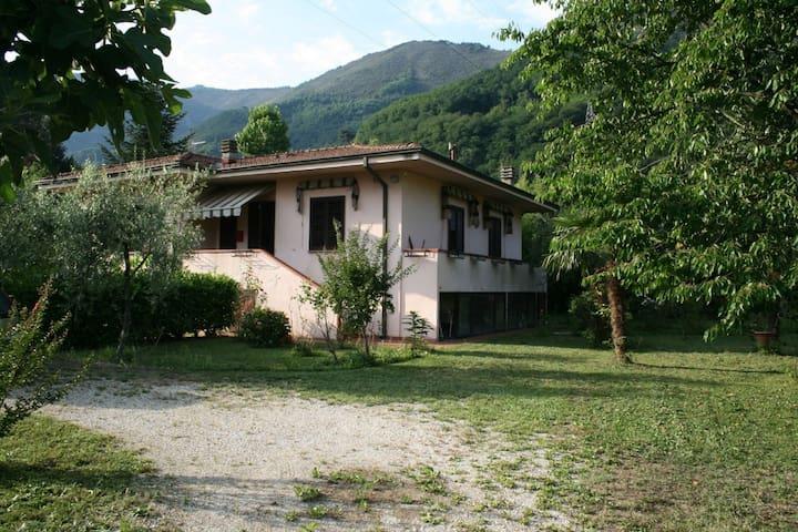 cerchi un posto tranquillo? Villa Casciani