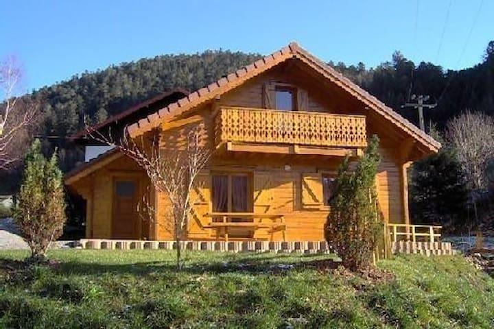 Chalet tout confort proche des pistes - La Bresse - Chatka w górach