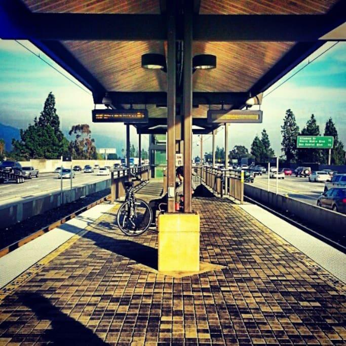 Allen Station의 사진