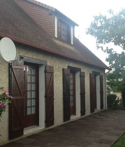 Pavillon 5 Chambres -Terrain- Terrasse - Ouistreham
