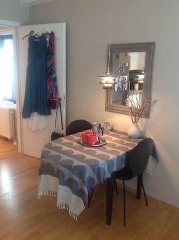 2 roms leilighet midt i Ås sentrum