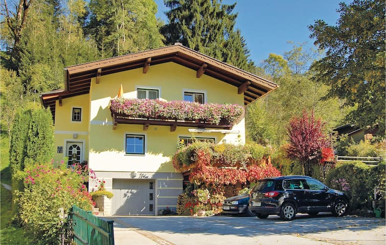 Holiday apartment with 1 bedroom on 38m² in Wagrain