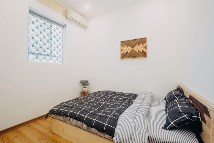 A Nhà House*1BR*private Room*10mins to the beach