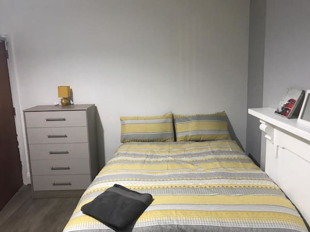 Cosy Nights and Spacious Living Double Room