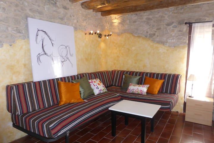 Casa con jardin aparcamiento en Parque Natural - Paúles de Sarsa - House