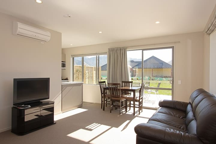 Hanmer Apartments access unit - Hanmer Springs - Apartment