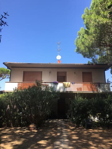 Casa nella pineta - Roccamare