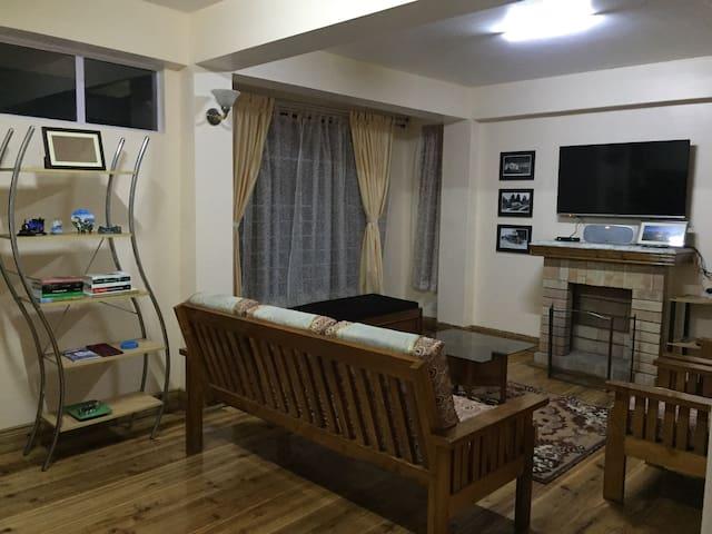 Ki Kiba Dhee  (A Penthouse Apartment)