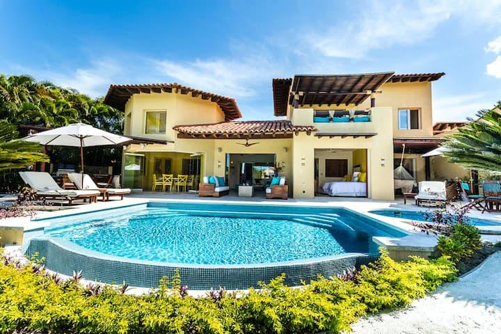 Smiling Villa in Punta Mita's Best Spot