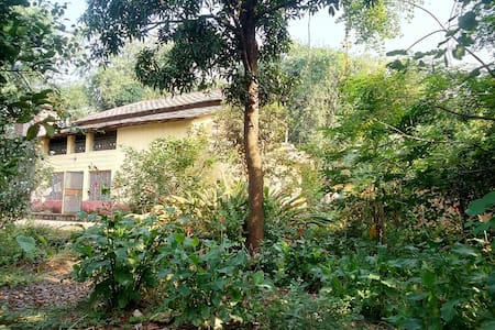 Homestay in villa+Farm+garden+ terr. mountain view