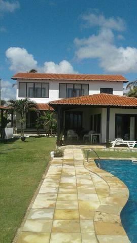 Casa á beira mar, praia de Caraúbas - Натал - Дом